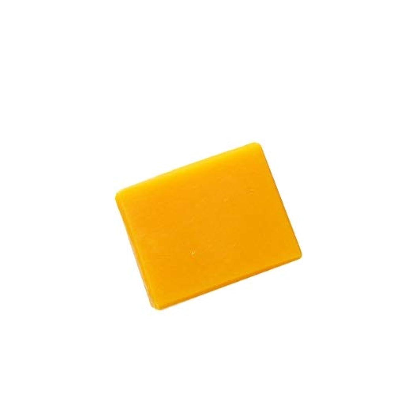 バレルコンデンサーの量洗顔石鹸 COONA アボカド 石けん フローラルオレンジ (天然素材 自然派 コールドプロセス 手作り せっけん)