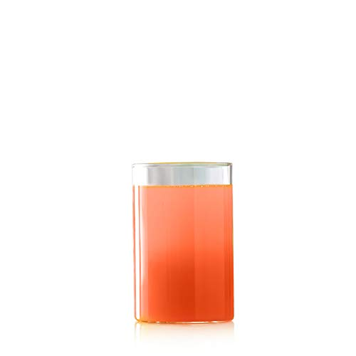 (290ml 10cm x 6.5cm) - Borosil VCM295 Vision Classic Medium Glass (Set of 6), 10 oz (290ml), Glass