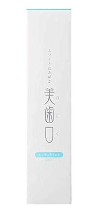 ラップトップディーラーライド美歯口 ホワイトニングはみがき粉 120g