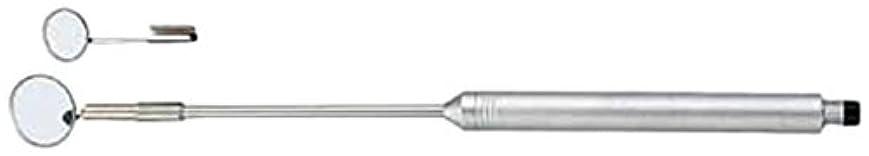 請求書釈義暖かさ新潟精機 SK 点検鏡 LEDライト付 LM-340
