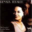 The Concert at Lewisohn Stadium 1966 by Renata Tebaldi (1998-05-19)
