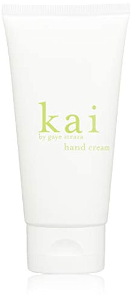 シンジケートディスク相関するkai fragrance(カイ フレグランス) ハンドクリーム 59ml
