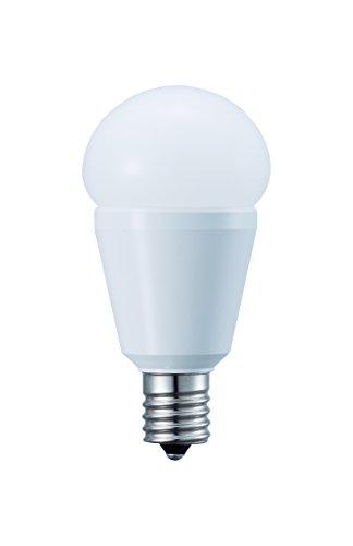パナソニック LED電球 口金直径17mm プレミア 電球60W形相当 電球色相当(7.7W) 小型電球・全方向タイプ 1個入 密閉形器具対応 LDA8LGE17Z60ESW