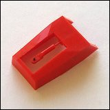 Stylus Needle for 33, 45 & 78 rpm records - Fits Most Steepletone Record Turntables (except SMC595, SMC922, 1200e/Edinburgh, Lancaster & older SRP1r). Fits: 2055/2055D, 3155DR, Cambridge, Canterbury, Columbus, E516 (Carlisle & Truro Encode), Hereford, Norwich*, Oxford, Retro USB, Salisbury, SMC6a, SMC7r, SMC99r, SMC386, SRP1r 09, Stratford, ST918, Rockette, Roxy 1*, Roxy 2*, Roxy 3*, Windsor, York - Plays 33, 45 & 78 rpm speed records (Universal Sapphire Stylus DTL- SSTY1)