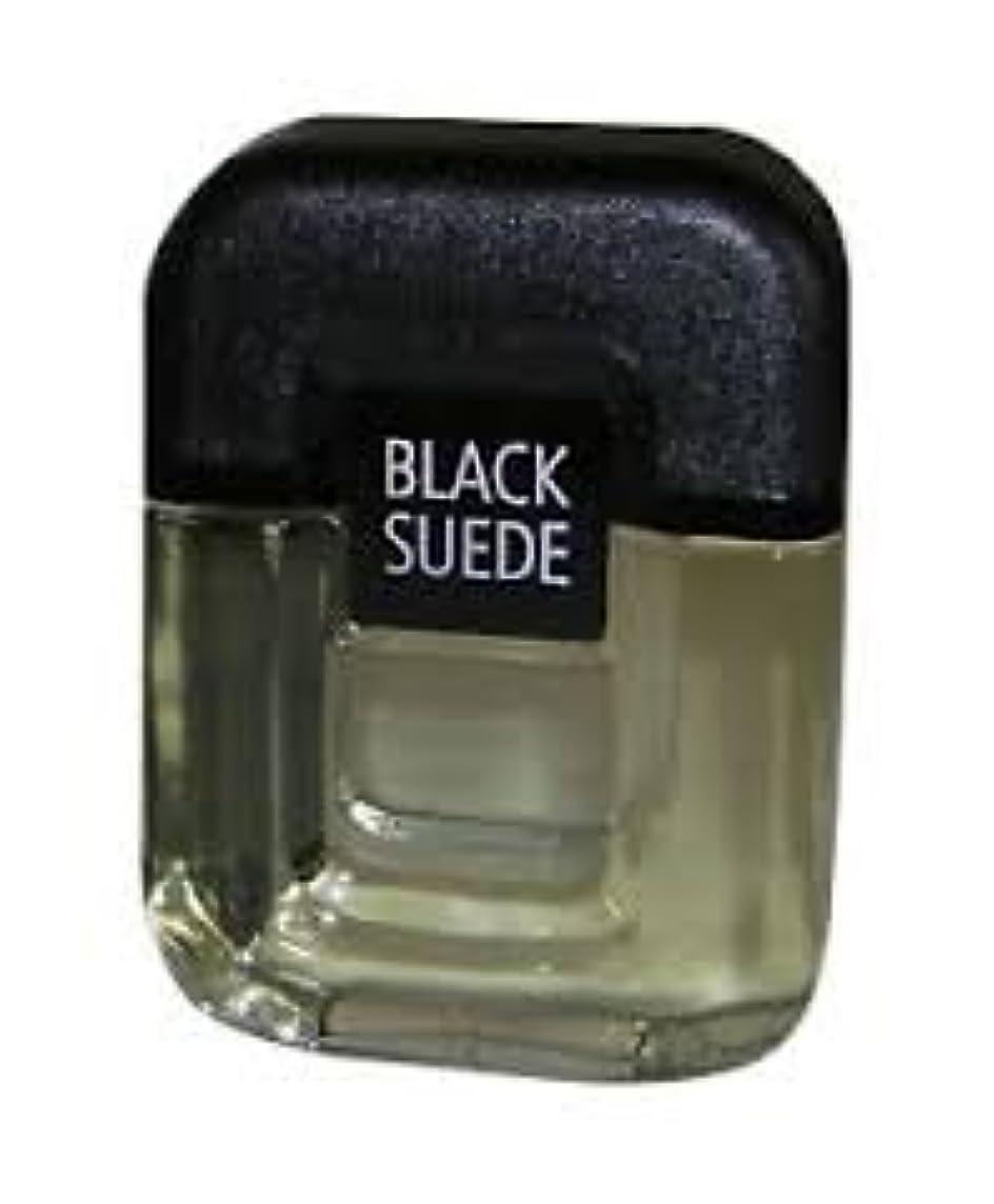 ガラス運営観察するBlack Suede (ブラックスエード) 3.4 oz (100ml) Aftershave Splash (アフターシェーブ ローション) by Avon for Men