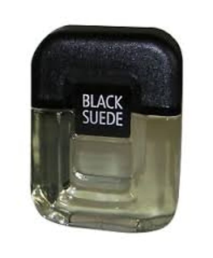 六分儀お気に入り六分儀Black Suede (ブラックスエード) 3.4 oz (100ml) Aftershave Splash (アフターシェーブ ローション) by Avon for Men