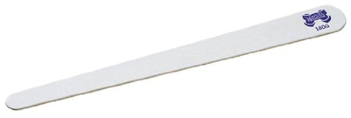 母音魔術師できないLEAFGEL PREMIUM(リーフジェル プレミアム) エメリーボード 180G