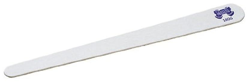 リーズコードレス巨大なLEAFGEL PREMIUM(リーフジェル プレミアム) エメリーボード 180G