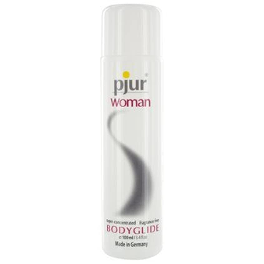 寝る崩壊病弱Pjur Bodyglide Woman Lubricant - 100ml