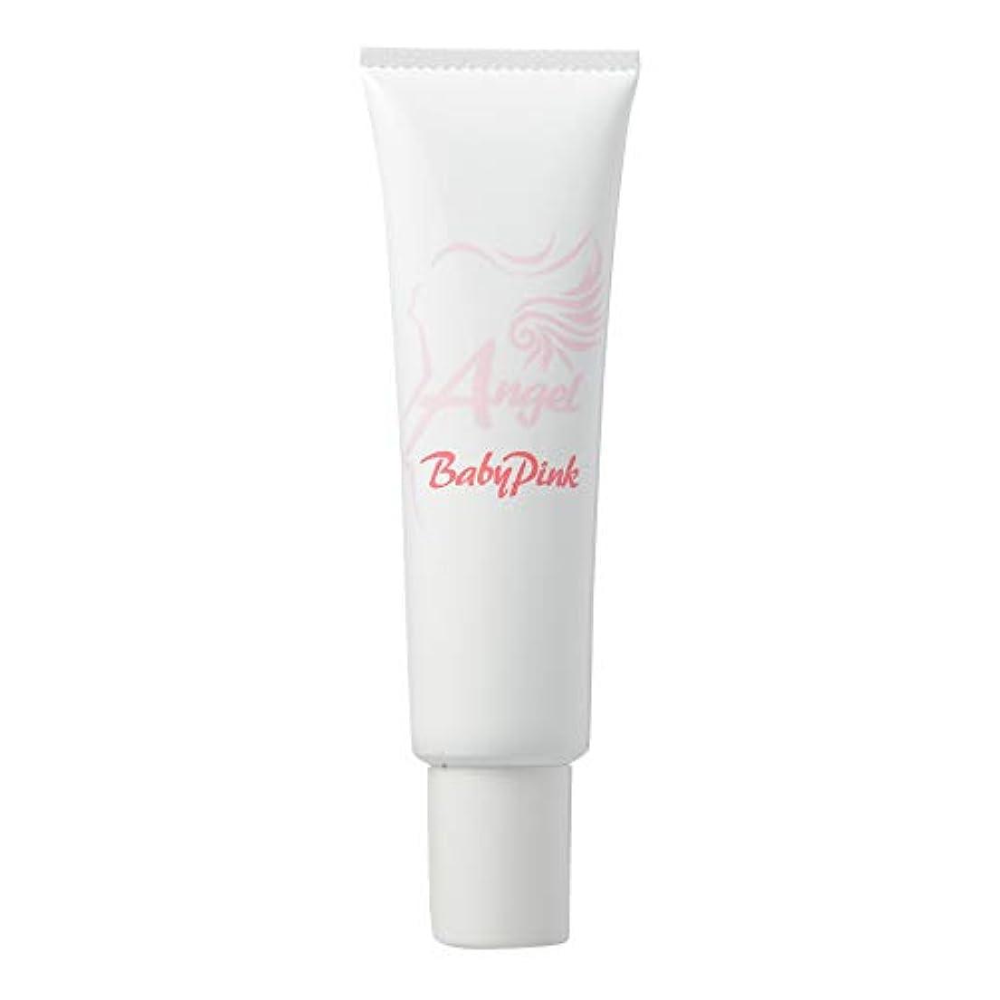 Angel Baby Pink (エンジェルベビーピンク) ボディ用 クリーム 医薬部外品 [内容量60g/説明書付き]