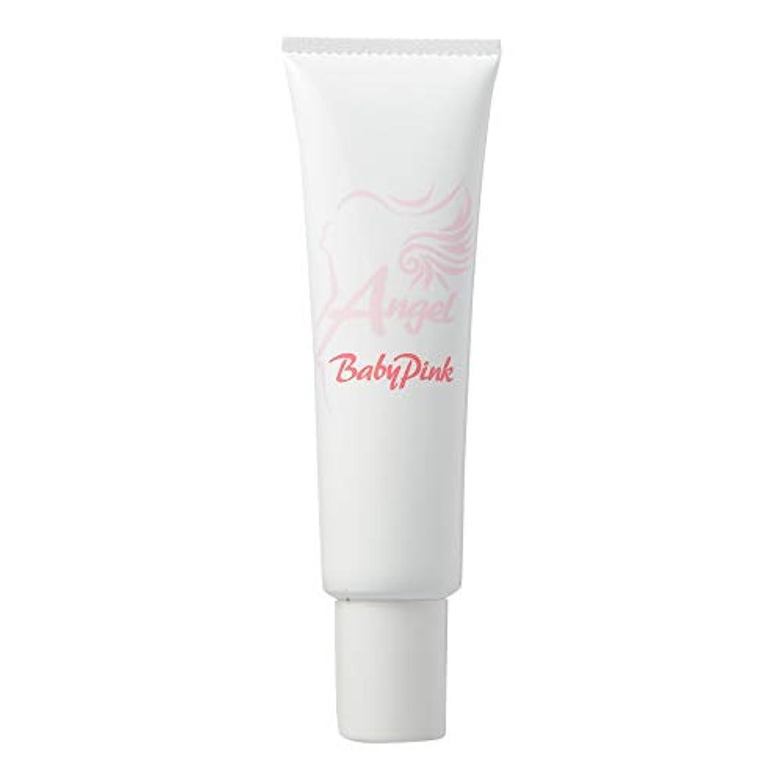 マスタードグリーンバック供給Angel Baby Pink (エンジェルベビーピンク) ボディ用 クリーム 医薬部外品 [内容量60g/説明書付き]