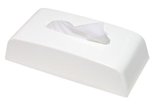 伊勢藤 ティッシュペーパーボックス マグネット付き ホワイト(1コ入)