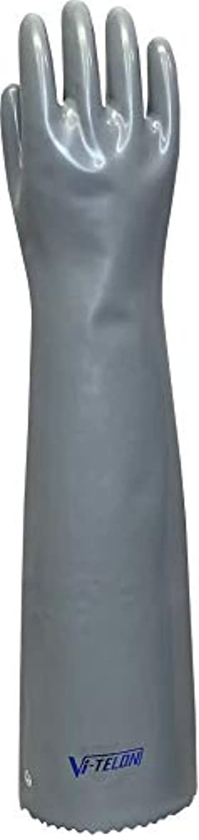 主人媒染剤二度ハナキゴムバイテロン(R) グローブ 長手