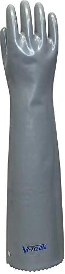 放射する派生する下ハナキゴムバイテロン(R) グローブ 長手