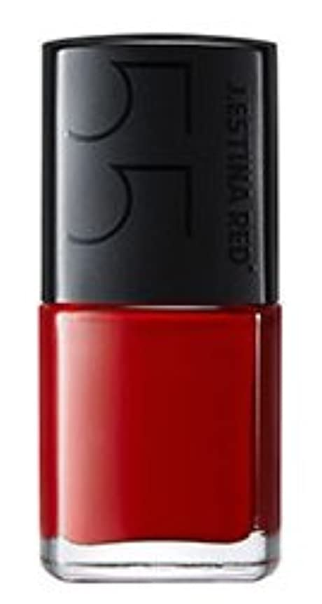 側溝自分のために細分化するネイル ソリッド エナメル 15ml Signature Red