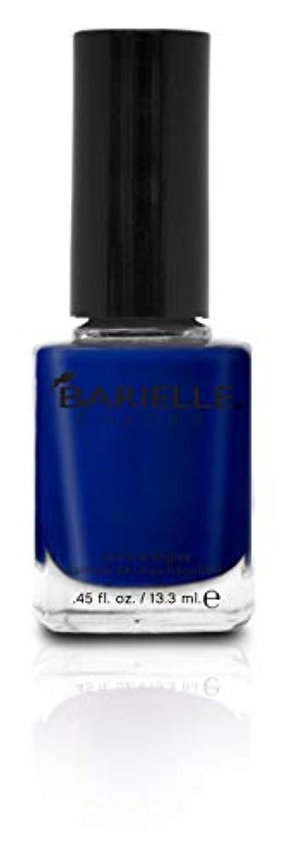 キャプチャークリップ噴火BARIELLE バリエル ベリーブルー 13.3ml Berry Blue 5047 New York 【正規輸入店】