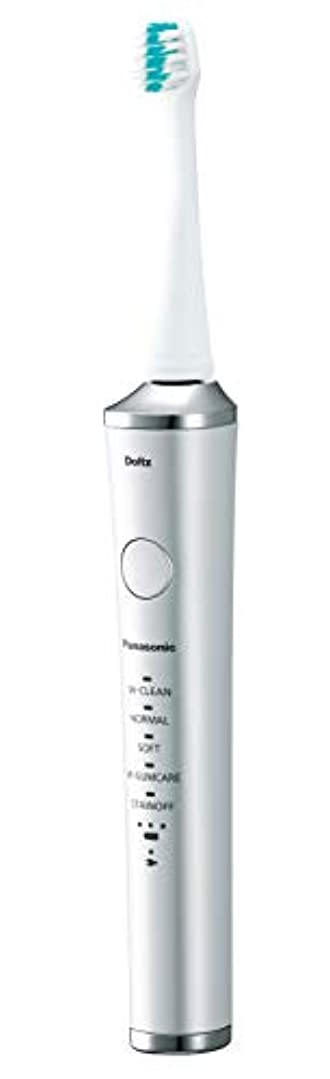 イライラする鋼セントパナソニック 電動歯ブラシ ドルツ シルバー EW-CDP52-S