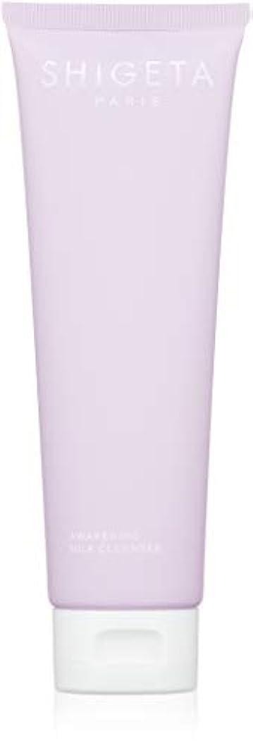 ドラム流出繊毛SHIGETA(シゲタ) AW ミルククレンザー 150ml