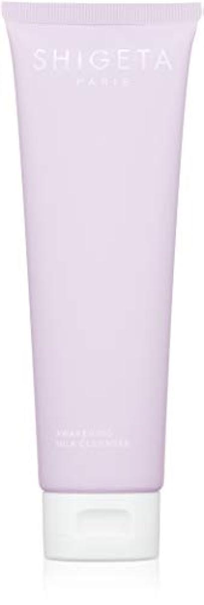 聖歌リア王効果的SHIGETA(シゲタ) AW ミルククレンザー 150ml