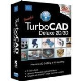 TurboCAD Deluxe 2D/3D - ( ver. 19 ) - complete【輸入版】