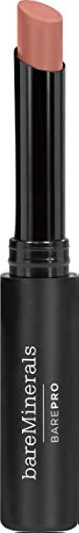 現代ブランデー最悪ベアミネラル BarePro Longwear Lipstick - # Peony 2g/0.07oz並行輸入品