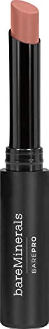 慣習ストッキング薄いですベアミネラル BarePro Longwear Lipstick - # Peony 2g/0.07oz並行輸入品