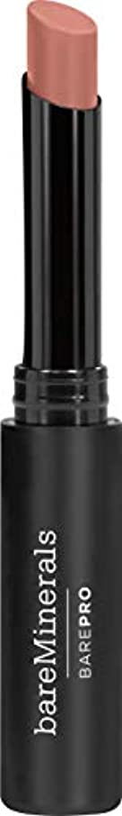 感動する復讐リアルベアミネラル BarePro Longwear Lipstick - # Peony 2g/0.07oz並行輸入品