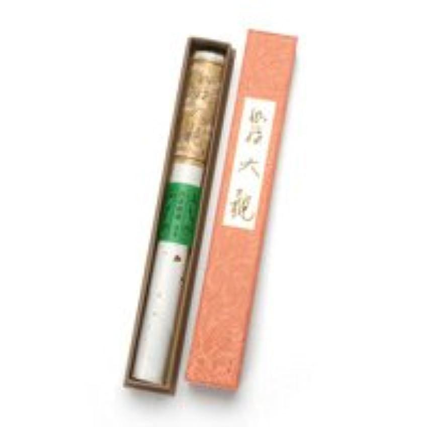 ママ終わり神秘的な【日本香堂】お香 伽羅大観 長寸大把1入 40g