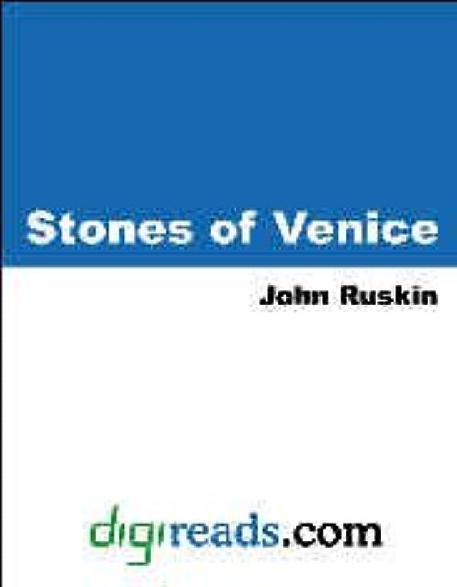 変形偽善者肉Stones of Venice (English Edition)