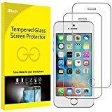 Best iphone 5強化ガラス - JEDirect 液晶保護フィルム 強化ガラス 高透過率 iPhone SE 5s 5用 Review