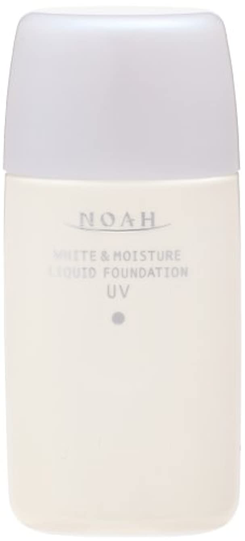 残基現像気味の悪いKOSE コーセー ノア ホワイト&モイスチュア リキッドファンデーション UV 40 (30ml)