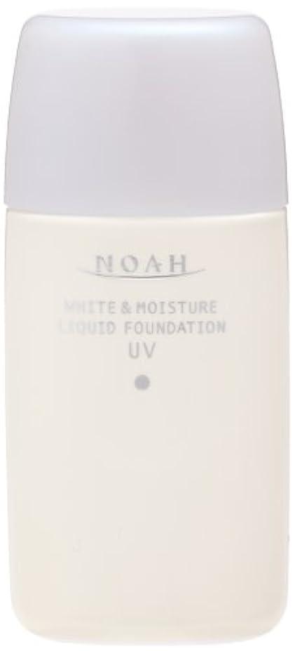 赤外線健全処方KOSE コーセー ノア ホワイト&モイスチュア リキッドファンデーション UV 40 (30ml)