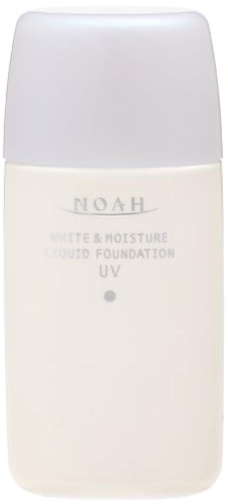 複合突破口おとこKOSE コーセー ノア ホワイト&モイスチュア リキッドファンデーション UV 40 (30ml)