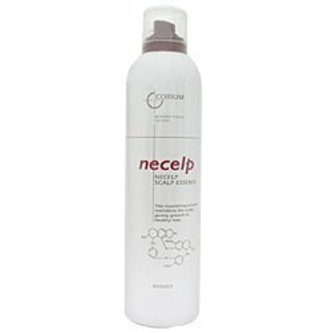 常に皮自分のためにナカノ コリューム ネセルプ スキャルプエッセンス 300g (医薬部外品)