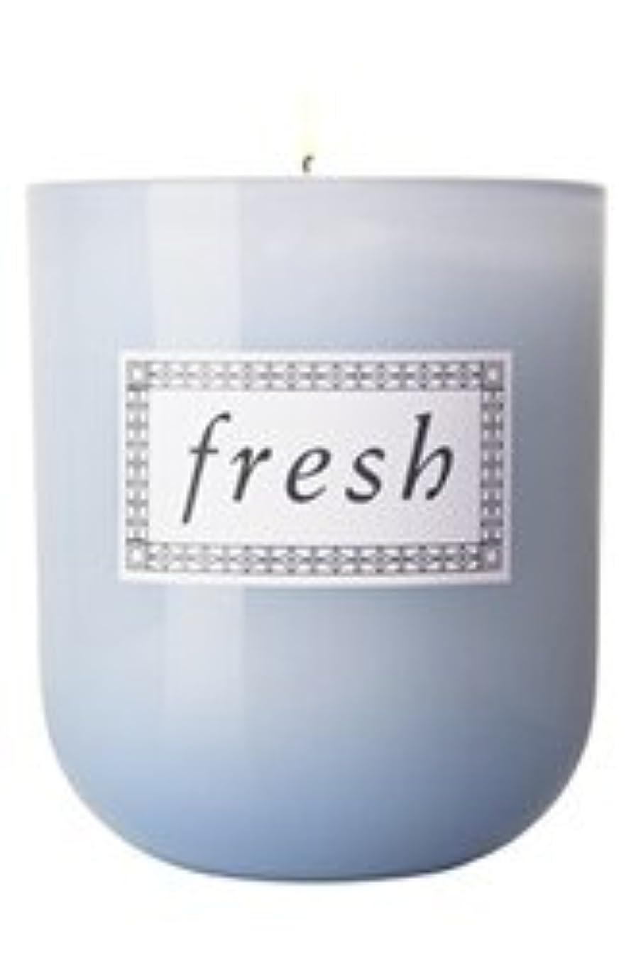 極めて重要なシャット円形のFresh Life (フレッシュ ライフ) 215g Scented Candle (香りつきキャンドル)