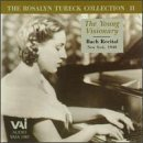 The Rosalyn Tureck Collection, II: Bach Recital, New York 1948 (1994-12-27)