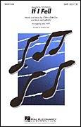 John Lennon: If I Fell (SATB) / ジョン・レノン: 恋におちたら (混声四部合唱)合唱 楽譜. For 合唱, 混声四部合唱(SATB)