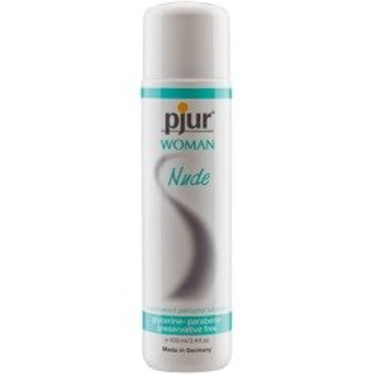 レバー権限のためPjur Woman Nude Lubricant - 100ml