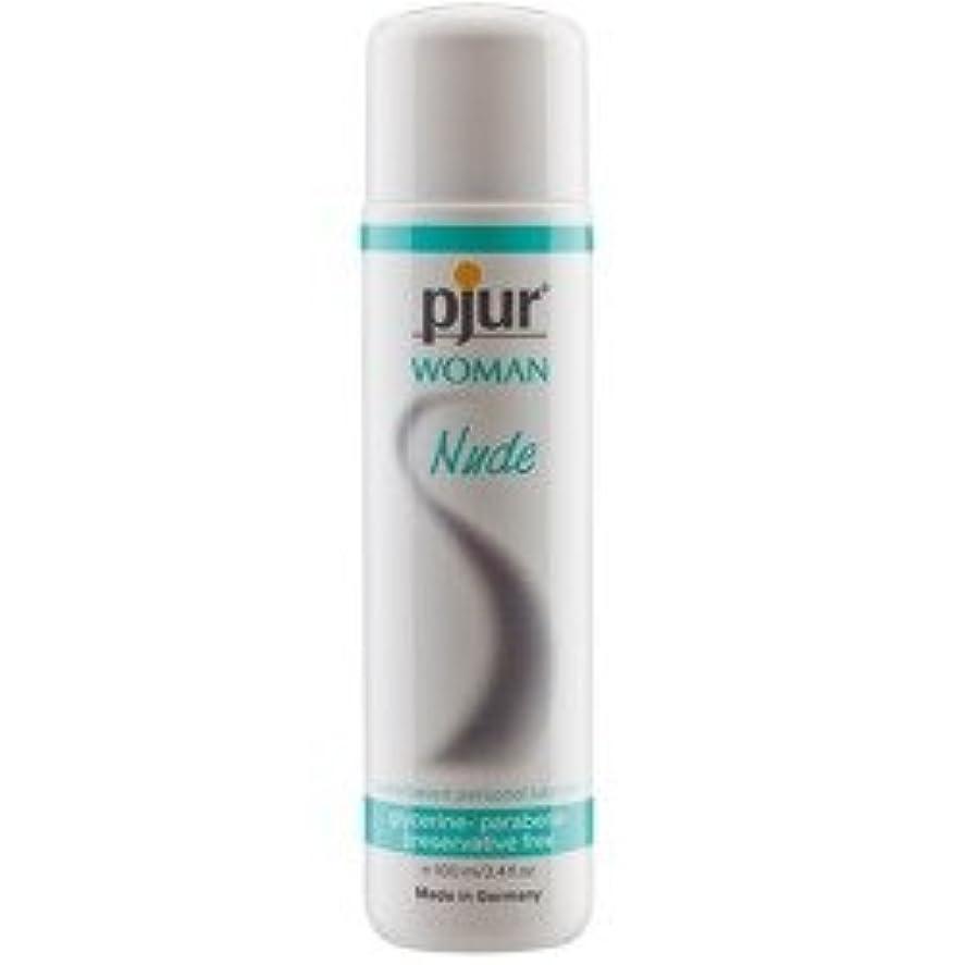 知っているに立ち寄る言う副産物Pjur Woman Nude Lubricant - 100ml