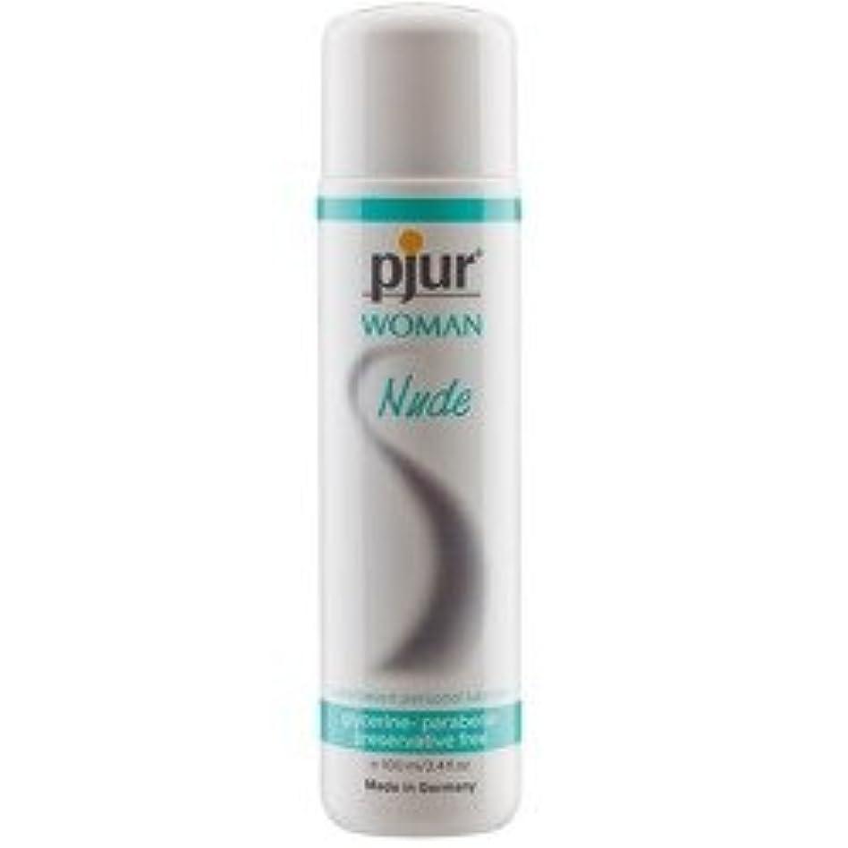 ファブリックしなければならない項目Pjur Woman Nude Lubricant - 100ml