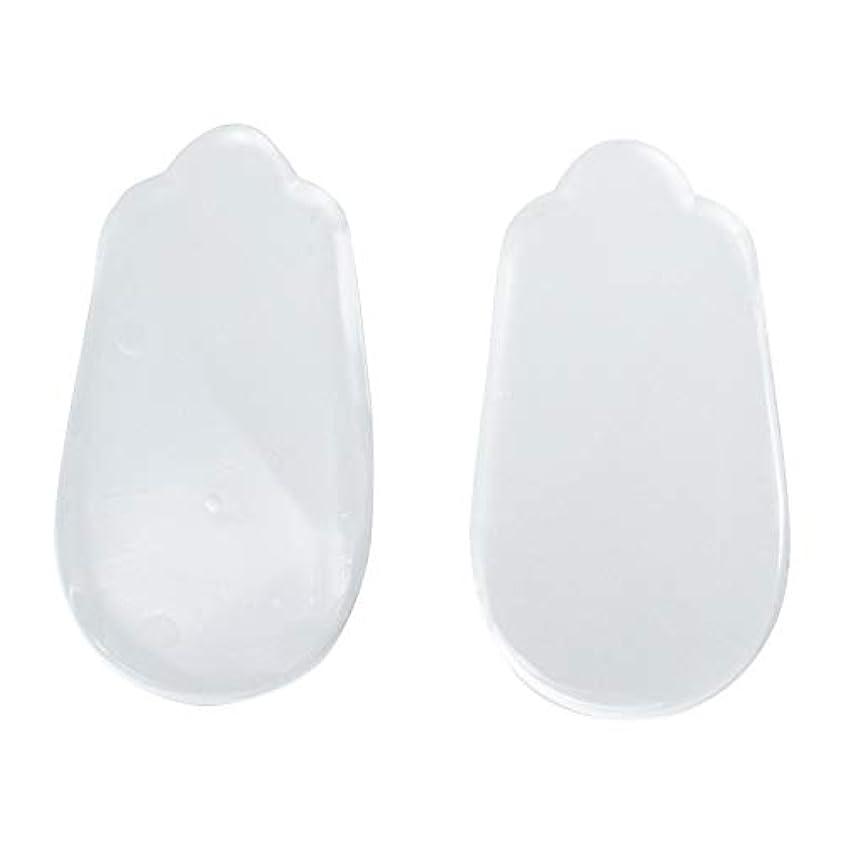 罪人砂の未知のO脚 X脚 インソール ジェルクッションパッド (標準サイズ)