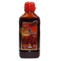 カプサイシン ソース550g(激辛液)