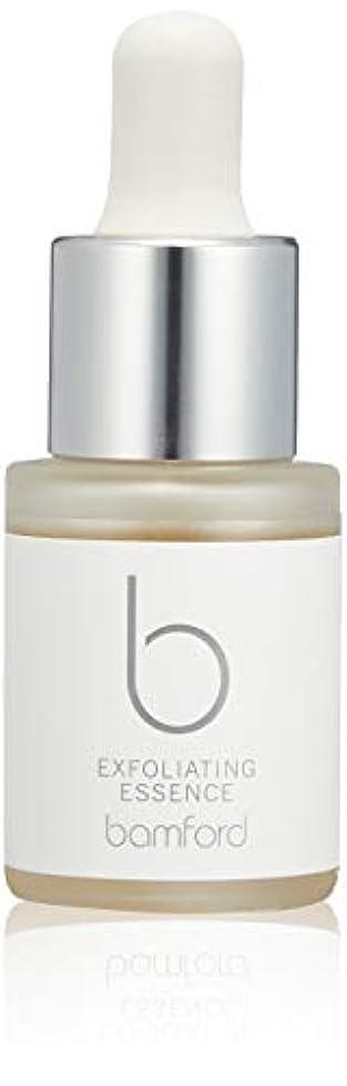 アナニバー文化不良品bamford(バンフォード) エクスフォリエイティングエッセンス 美容液 15ml