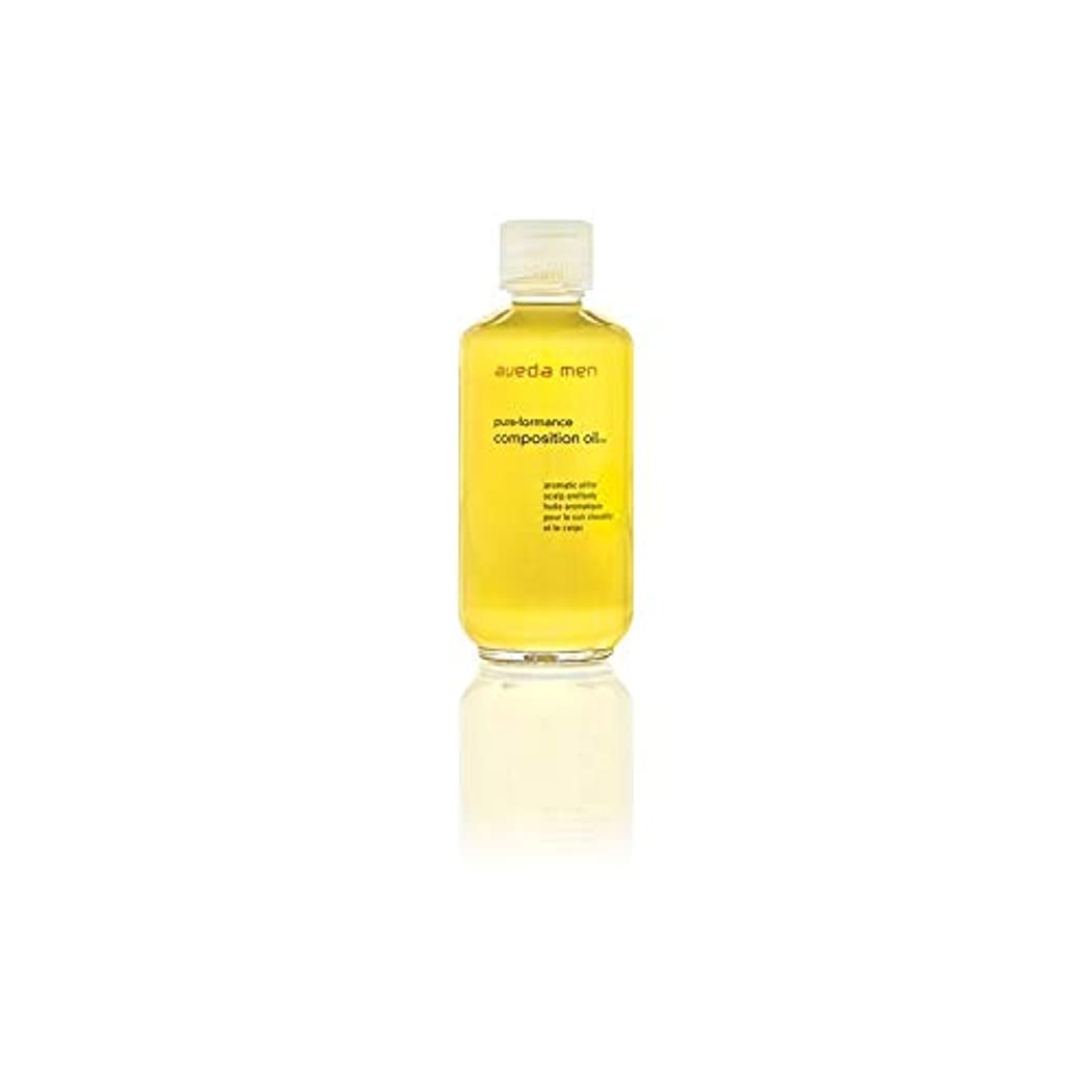 [AVEDA ] アヴェダメンズ組成オイル(50ミリリットル) - Aveda Men's Composition Oil (50ml) [並行輸入品]