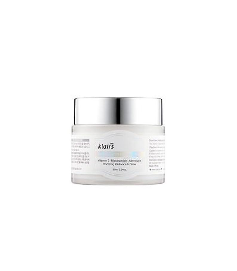 パパ置くためにパック幸福【クレアス(Klairs)】フレッシュリジューシドビタミンEマスク90ml (Klairs Freshly Juiced Vitamin E Mask 90ml) [並行輸入品]