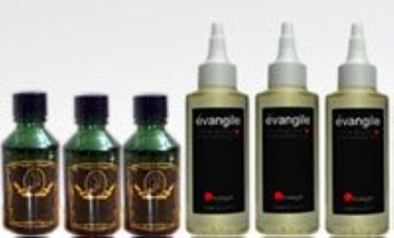 スイング血統サンダースCroixスカルプエッセンス3ヶ月セット Croix育毛剤セット(3ヶ月分)