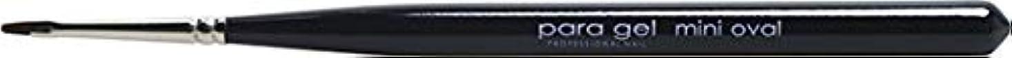 なすシードシルクpara gel パラブラシ mini oval(tat57640)