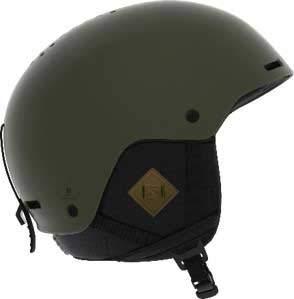 サロモン(SALOMON) スキー ヘルメット BRIGADE+ S~Lサイズ