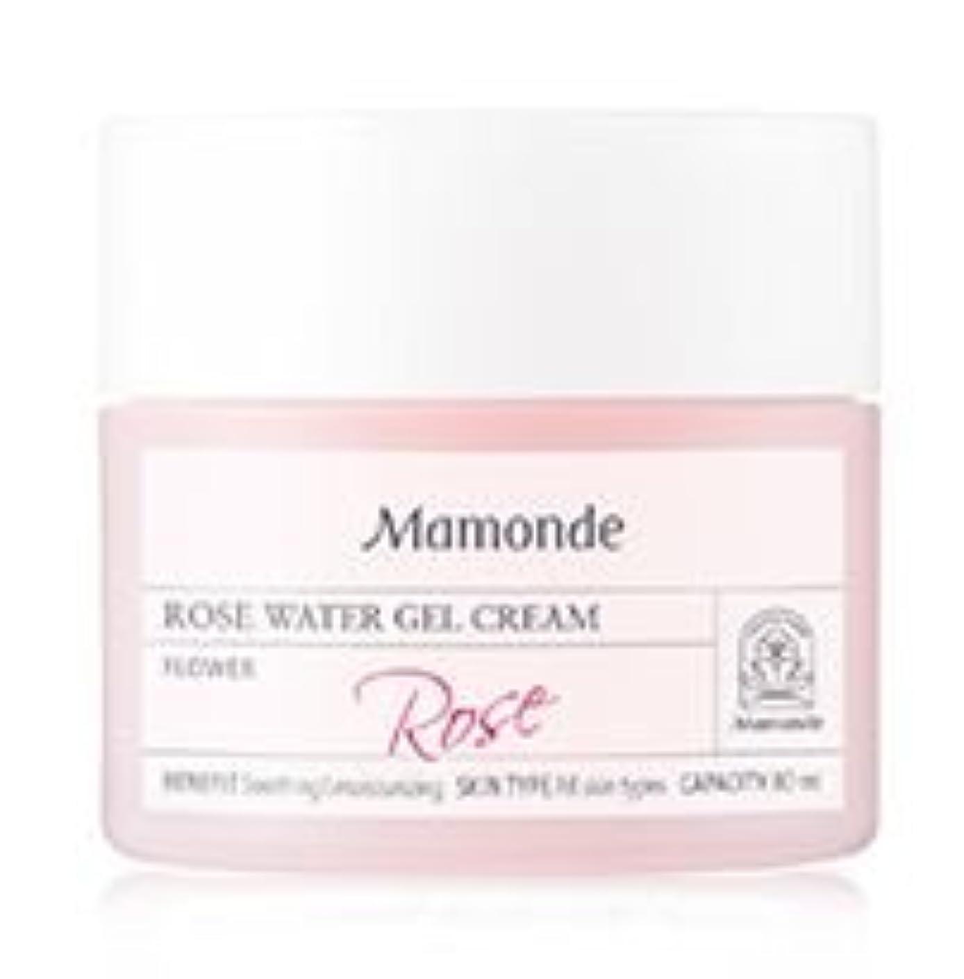 大気同化する竜巻[Mamonde] Rose Water Gel Cream 80ml /[マモンド]ローズウォータージェルクリーム80ml [並行輸入品]