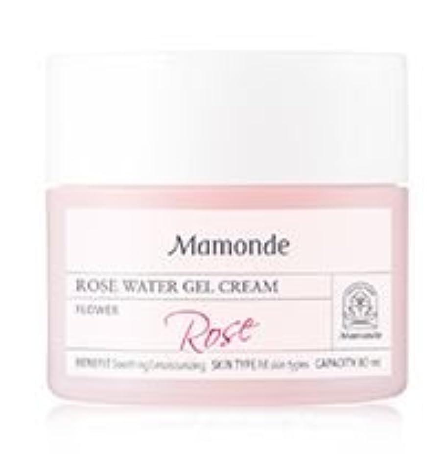参加者嫌い六分儀[Mamonde] Rose Water Gel Cream 80ml /[マモンド]ローズウォータージェルクリーム80ml [並行輸入品]